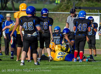 3910 McMurray Football v Hawkins 100214