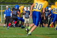 3953 McMurray Football v Hawkins 100214