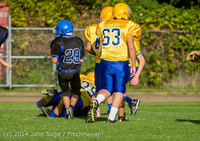 4215 McMurray Football v Hawkins 100214