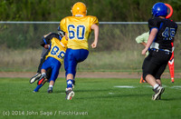 4283 McMurray Football v Hawkins 100214