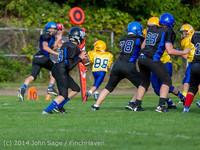 4344 McMurray Football v Hawkins 100214