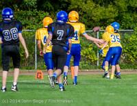 4350 McMurray Football v Hawkins 100214