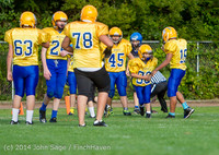 4375 McMurray Football v Hawkins 100214
