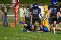 4533 McMurray Football v Hawkins 100214