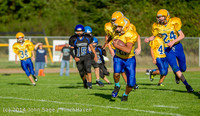 4654 McMurray Football v Hawkins 100214