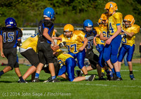 4762 McMurray Football v Hawkins 100214