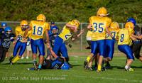 4963 McMurray Football v Hawkins 100214