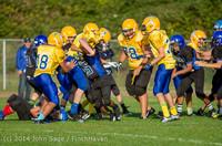 4971 McMurray Football v Hawkins 100214