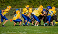 4983 McMurray Football v Hawkins 100214