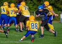 4999 McMurray Football v Hawkins 100214