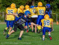 5005 McMurray Football v Hawkins 100214