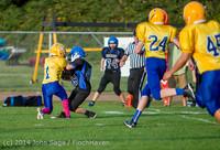 5047 McMurray Football v Hawkins 100214