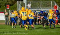 5134 McMurray Football v Hawkins 100214