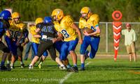 5250 McMurray Football v Hawkins 100214