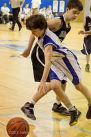4545 McM Boys Varsity Basketball v Klahowya 121213
