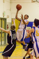 4644 McM Boys Varsity Basketball v Klahowya 121213