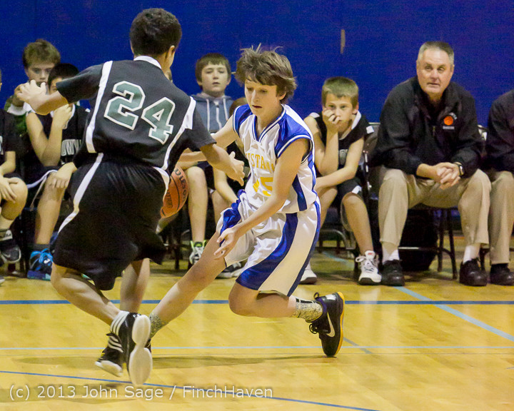 4690 McM Boys Varsity Basketball v Klahowya 121213