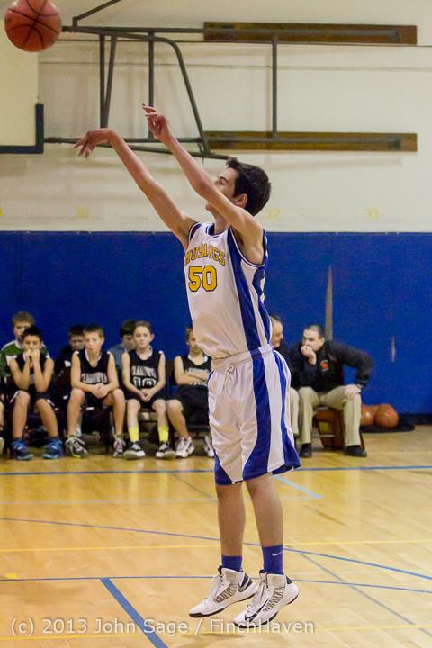 4737 McM Boys Varsity Basketball v Klahowya 121213
