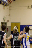 4815 McM Boys Varsity Basketball v Klahowya 121213