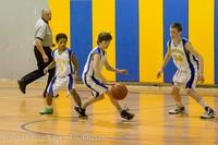 4855 McM Boys Varsity Basketball v Klahowya 121213