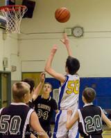 4929 McM Boys Varsity Basketball v Klahowya 121213
