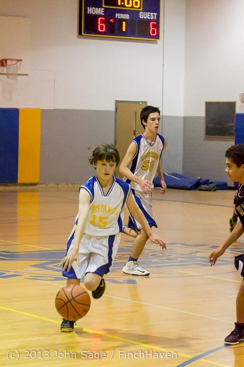 4950 McM Boys Varsity Basketball v Klahowya 121213