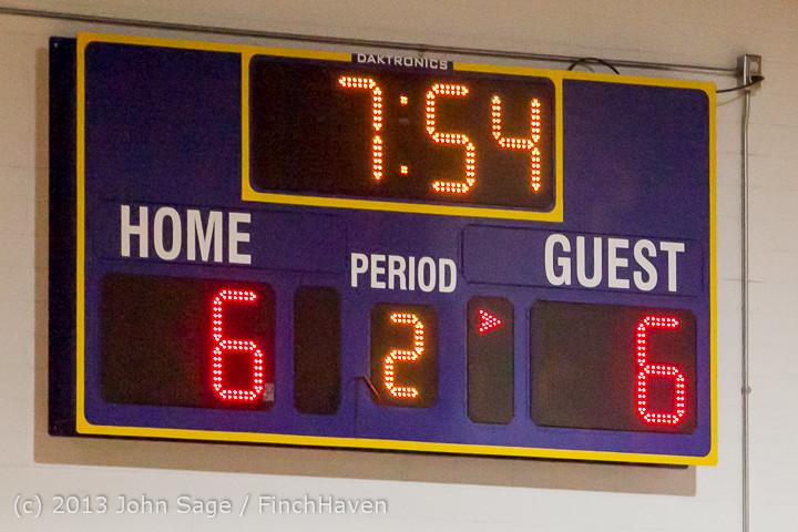 4992 McM Boys Varsity Basketball v Klahowya 121213