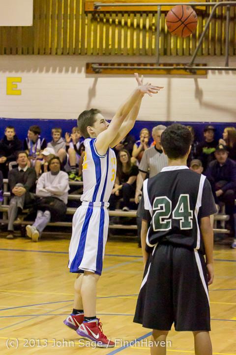 5036 McM Boys Varsity Basketball v Klahowya 121213