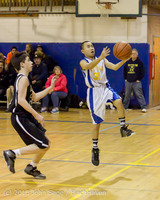 5151 McM Boys Varsity Basketball v Klahowya 121213