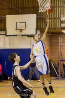 5153 McM Boys Varsity Basketball v Klahowya 121213