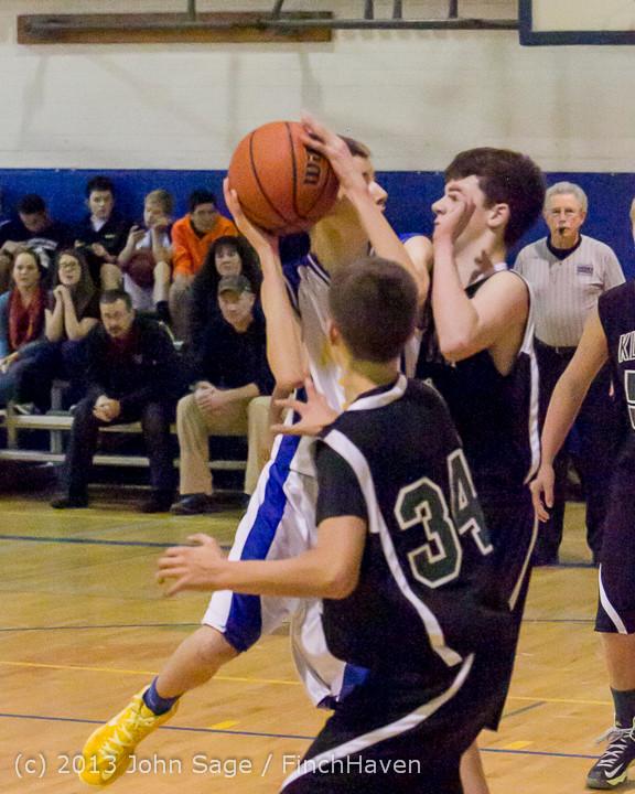 5221 McM Boys Varsity Basketball v Klahowya 121213