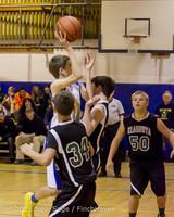 5222 McM Boys Varsity Basketball v Klahowya 121213