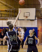5223 McM Boys Varsity Basketball v Klahowya 121213