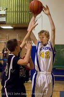 5238 McM Boys Varsity Basketball v Klahowya 121213
