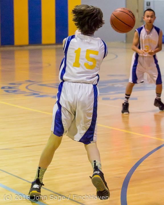 5328 McM Boys Varsity Basketball v Klahowya 121213