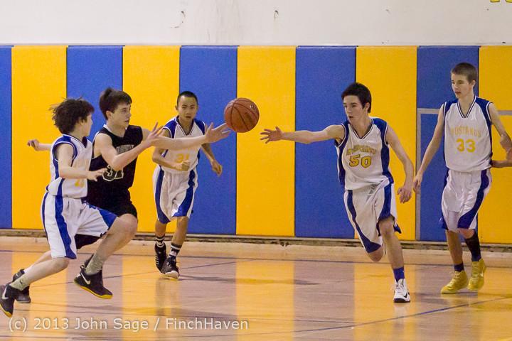 5385 McM Boys Varsity Basketball v Klahowya 121213