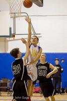 5453 McM Boys Varsity Basketball v Klahowya 121213