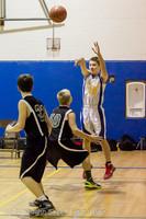 5463 McM Boys Varsity Basketball v Klahowya 121213