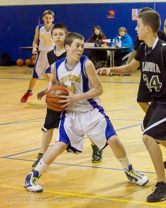 5469 McM Boys Varsity Basketball v Klahowya 121213
