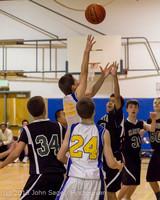 5507 McM Boys Varsity Basketball v Klahowya 121213