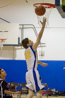 5536 McM Boys Varsity Basketball v Klahowya 121213