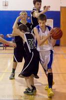 5657 McM Boys Varsity Basketball v Klahowya 121213