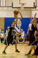 5672 McM Boys Varsity Basketball v Klahowya 121213