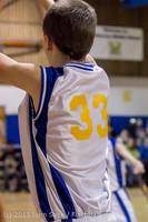 5700 McM Boys Varsity Basketball v Klahowya 121213