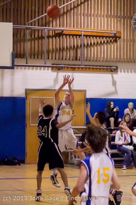 5782 McM Boys Varsity Basketball v Klahowya 121213