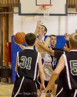 5813 McM Boys Varsity Basketball v Klahowya 121213