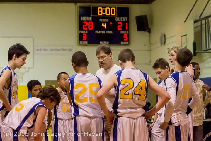 5861 McM Boys Varsity Basketball v Klahowya 121213