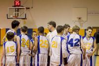 5891 McM Boys Varsity Basketball v Klahowya 121213