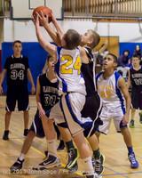 5936 McM Boys Varsity Basketball v Klahowya 121213