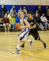 6012 McM Boys Varsity Basketball v Klahowya 121213